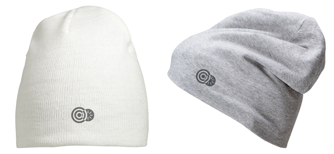 embroidered beanies with custom design bad-hair day embroidered beanies