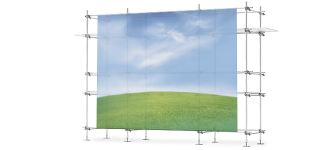 xxl banners large format fabric banner printing
