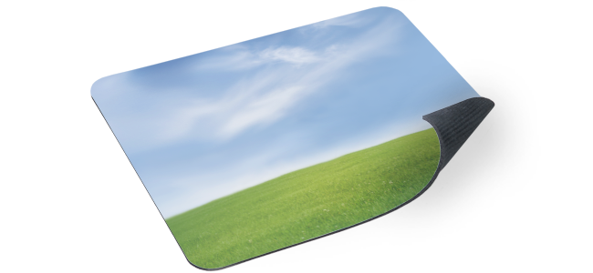 personal designed photo mouse mats printing