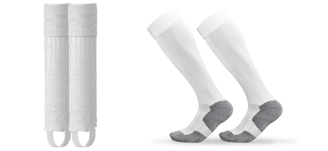 sport socks high-quality Saller football socks have a particularly good fit, optimally adapting to the athlete
