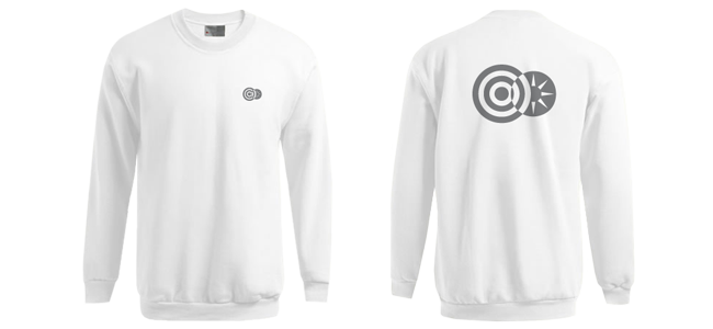 sweatshirts / sweaters you can print with attractive or funny motifs