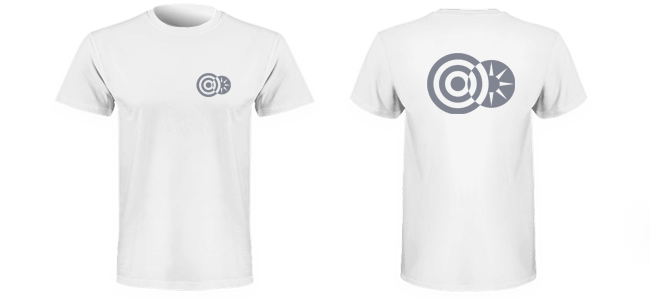 t-shirts choose from all conventional sizes and lots of fashionable colours custom design printing