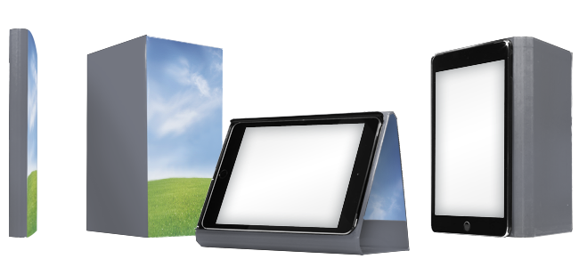 tablet hardcovers personal design and printing