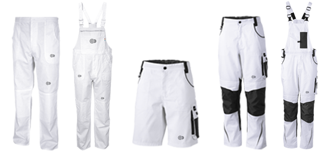 work trousers our work pants perfectly equip you for any kind of job fabrics printed or embroidered