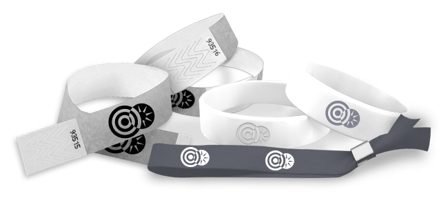 wristbands An extra special souvenir! Special events need to be remembered