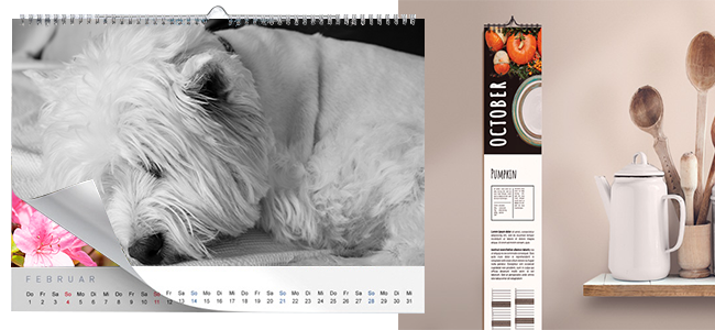 printing of custom printed wall calendars personal design your own calendars