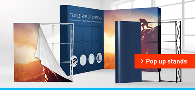 exhibition panel walls custom design and printing